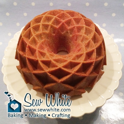 nordic ware smoothie in the jubilee bundt tin