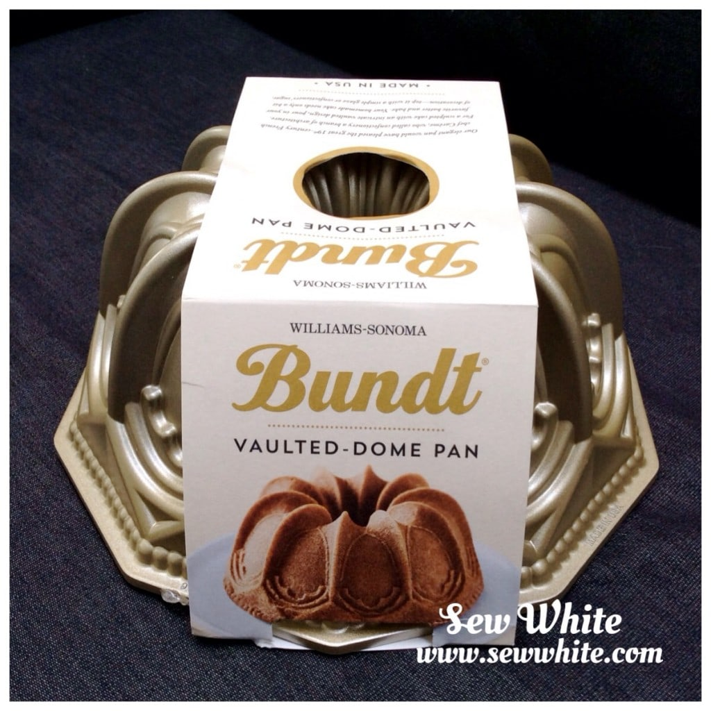 Nordic ware vaulted dome bundt tin