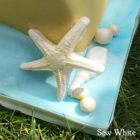 Cakes by Robin Southfields Sew White review 2