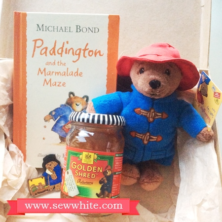 Padding Bear film Sew White Robertson's Golden Shred Marmalade 2