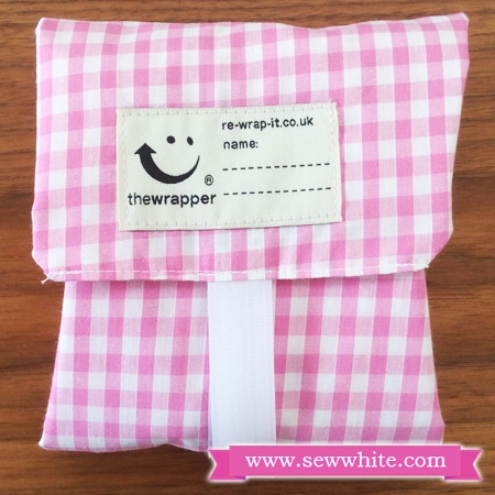 Sew White the wrapper review re-wrap-it 1