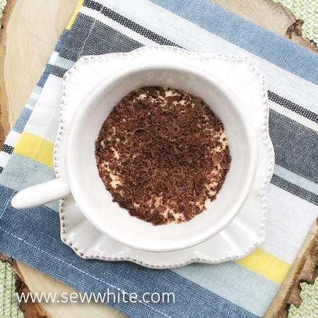 Sew White tea-amisu recipe 3