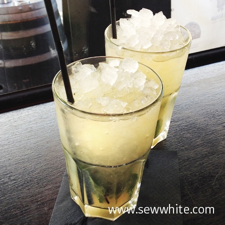 Sew White Suburban Cocktails Wimbledon Review 5