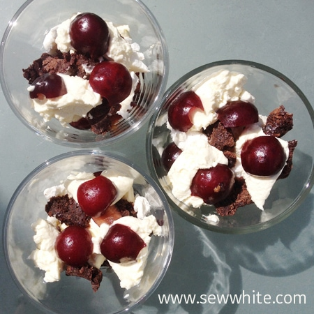 cherry and chocolate pudding sewwhite recipe 4