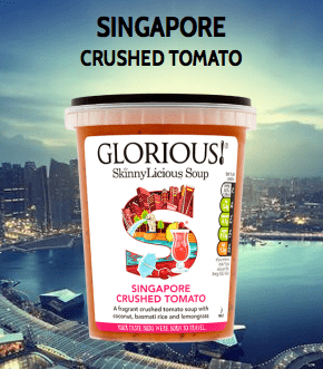 Glorious Singapore Crushed Tomato
