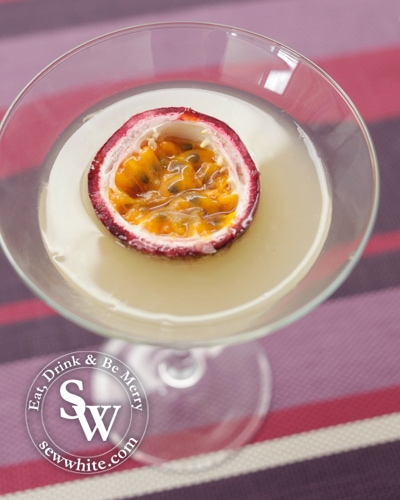 Sew White Passion fruit Daiquiri