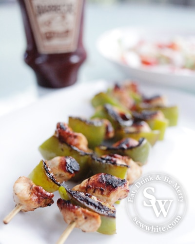 Sew White Heinz BBQ chicken marinade recipe 1