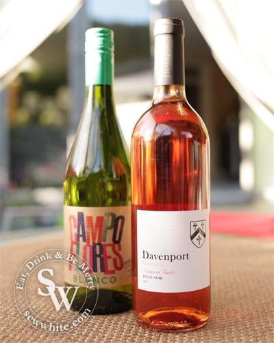 Sew White sewwhite Organic Wine Club British Summer Wines 2
