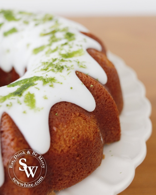 Daiquiri bundt Cake