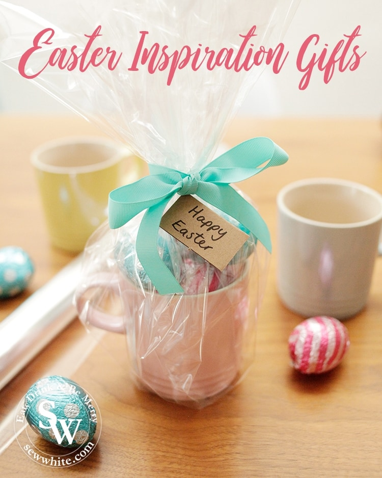 Easter Inspiration Gifts with Le Creuset glacé range.