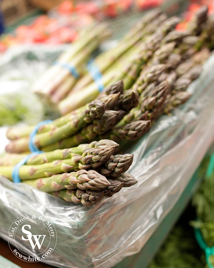 Chegworth farm bunched asparagus