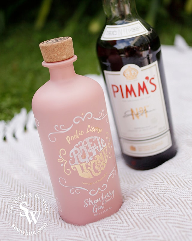 Top 5 treats for Wimbledon Finals including strawberries and cream gin and Pimm's
