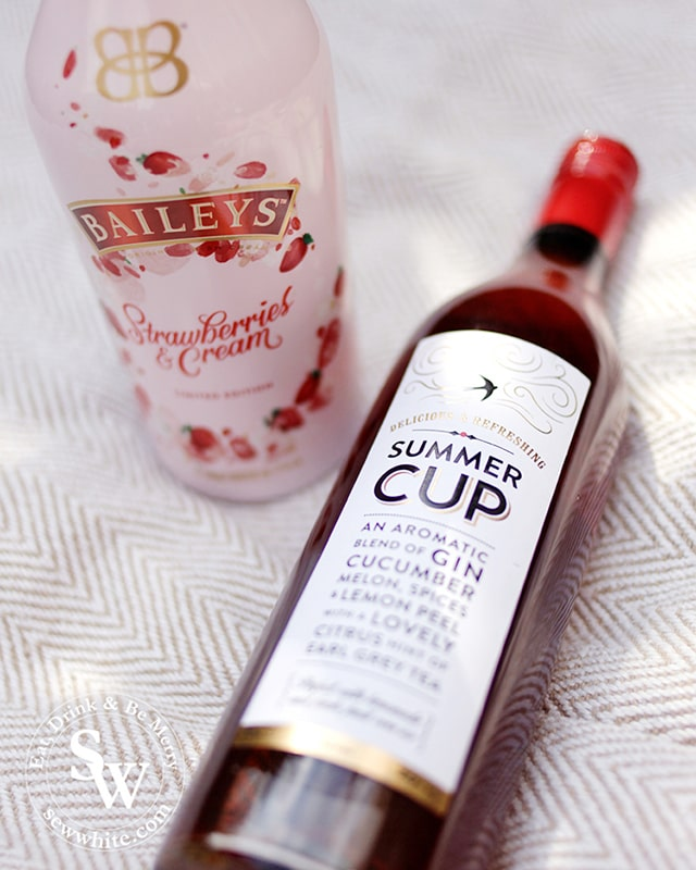 Top 5 treats for Wimbledon Finals drinks including Baileys strawberries and cream and marks and spencers summer cup