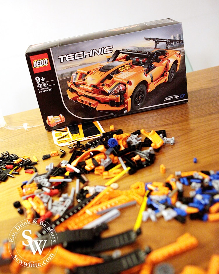 Lego in the Top 5 Best Gifts for Men 2019
