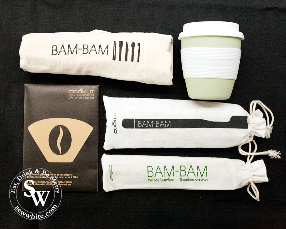 A eco haul of goodies from Elys Wimbledon in the top 5 Eco Gifts for Christmas