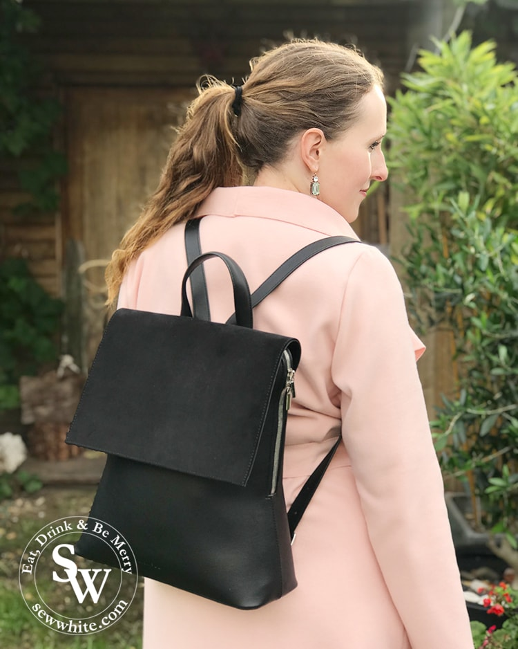 Top 5 Best Gifts for Women 2019 include lawful london black dahlia bag