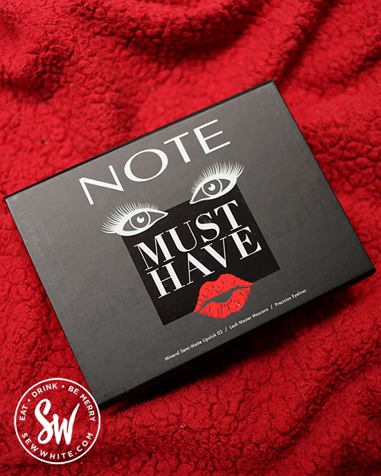 Note cosmetics must have box set perfect for the Valentine's Day gift guide 2020