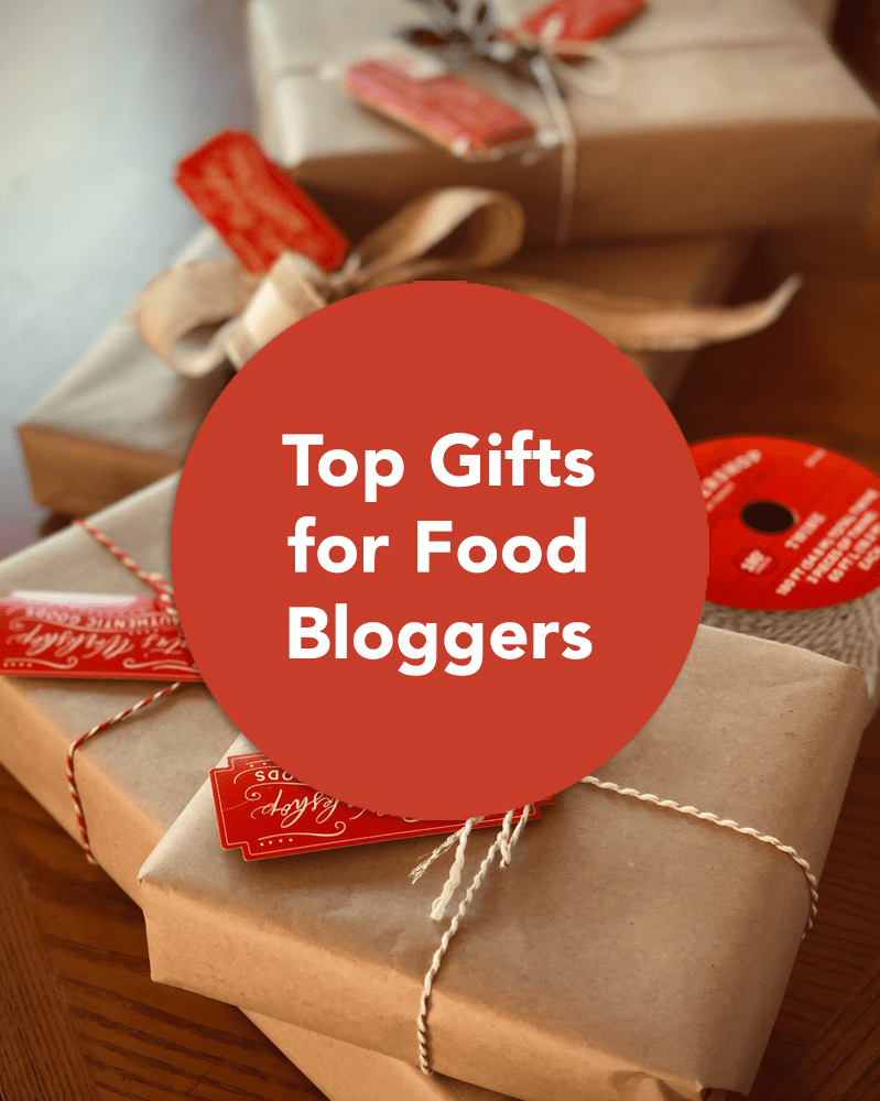 Top Gifts for Food Bloggers featured image
