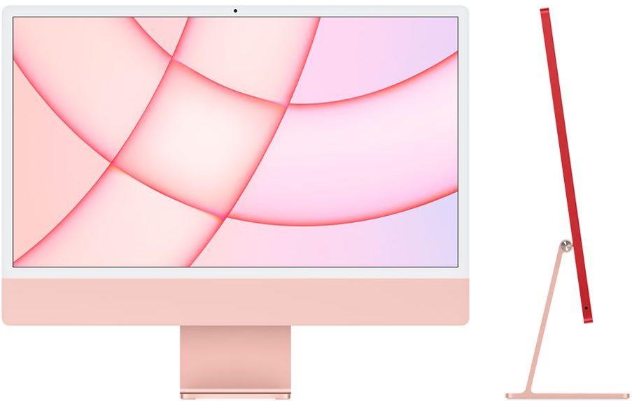 Imac in pink